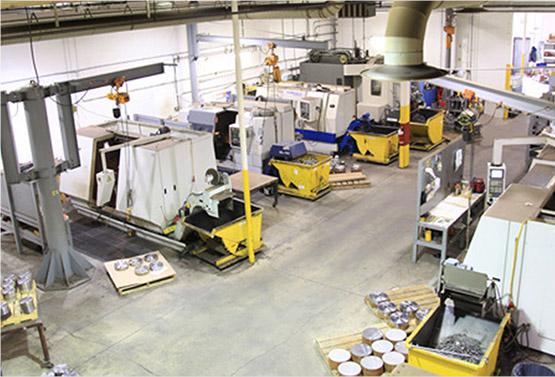Edmonton Metal Machining Facility