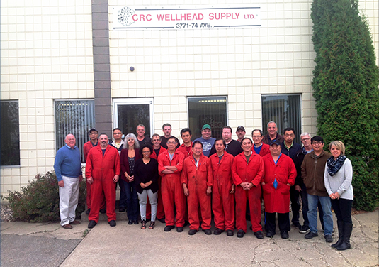 about us - crc wellhead