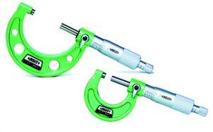 micrometers, gaging tools, measuring tools