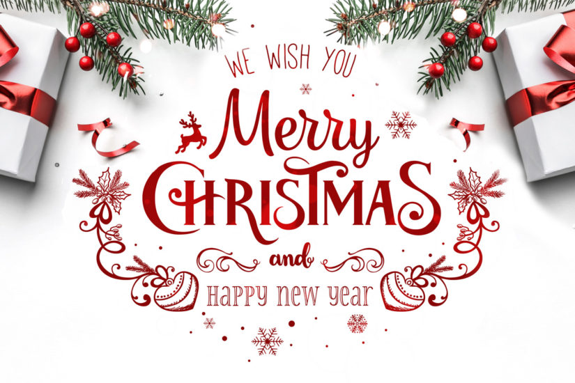 Merry Christmas and Happy New Year from CRC Wellhead