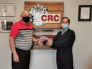 15 Years of Service crc wellhead